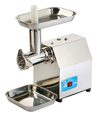 ACE ATC12L Meat Mincer Grinder. Free Delivery 130KG HOUR UK PLUG