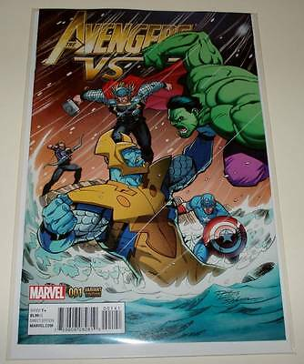 AVENGERS Vs # 1  Marvel Comic  July 2015  NM   Ron Lim VARIANT COVER EDITION