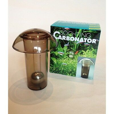 Söchting Carbonator produces  CO² for fresh water planted aquariums