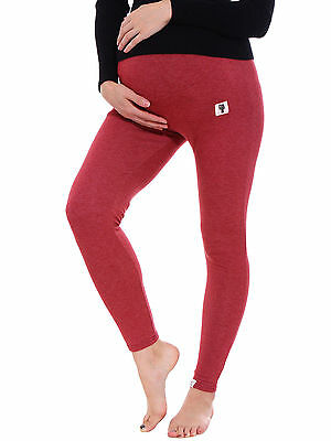 New Pregnant Women Maternity Leggings Over Bump Full Length Pants Trousers