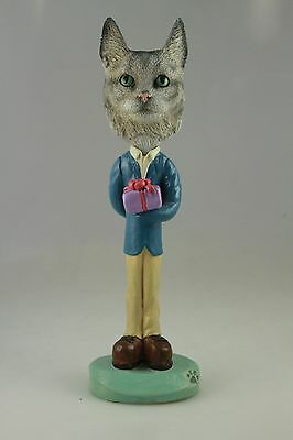 Anniversary Mn Coon Cat  Interchangable Body See All Breeds  Bodies @ Ebay Store