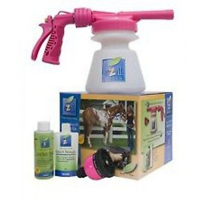 eZall Green Total Body Wash System - Wash your Horse in 15 mins. UK STOCK