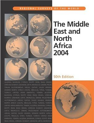 NEW The Middle East and North Africa 2004