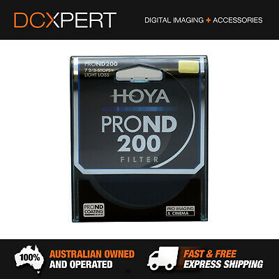 77mm HOYA PRO ND200 – NEUTRAL DENSITY FILTER & BONUS 32GB USB FLASH DRIVE