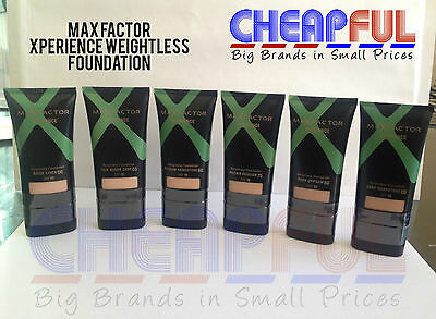Max Factor Xperience Weightless Foundation 30ml