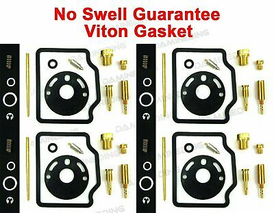 4 X Honda CB750 CB 750 K1-K6 Carb Carburetor Rebuild Repair Kit 1972-1976-UK