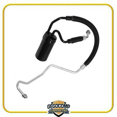 A//C Accumulator with Hose Assembly UAC fits 93-98 Jeep Grand Cherokee 4.0L-L6