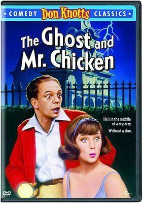 NEW The Ghost and Mr. Chicken (DVD)