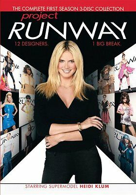 NEW Project Runway - The Complete First Season (DVD)