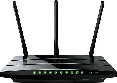 TP Link AC1750 Wireless Dual Band Gigabit Router Archer C7 Korean Version