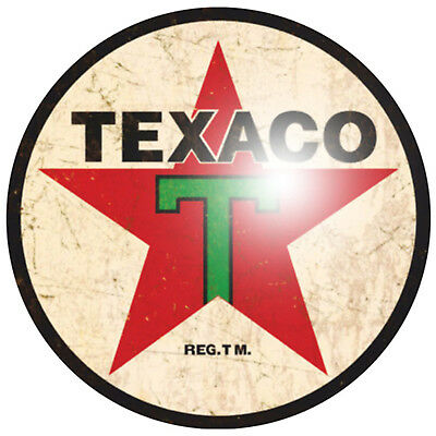Texaco Aufkleber Sticker Oldschool Retro Hot Rod Rockabilly US Cars V8 Tattoo