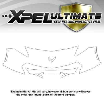Clear Bra Pre-Cut Bumper ALL VEHICLES! Xpel Ultimate Paint Protection Film