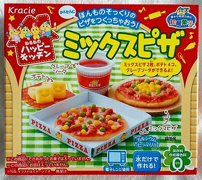 Kracie Popin Cookin Candy Pizza Making Kit from Japan • Free Fast Airmail