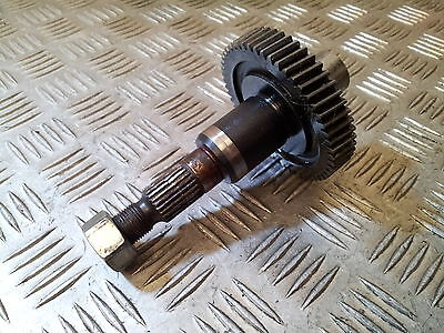 Gilera DNA 50 Gearbox gear box drive shaft