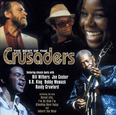 NEW The Best of Crusaders (Audio CD)