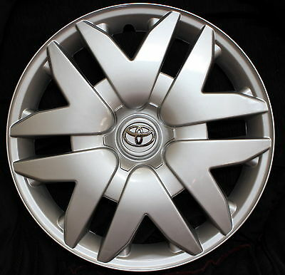 """Set of FOUR (4) 16"""" Toyota Sienna 04 05 06 07 08 09 10 Wheel Cover Hubcaps"""