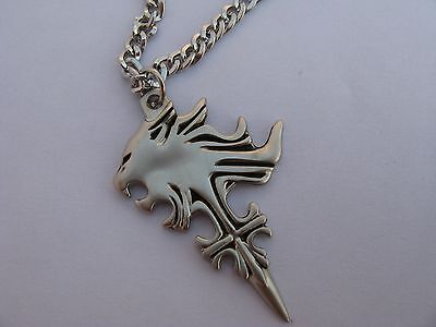 Final Fantasy Lion Necklace Griever Anime Cosplay