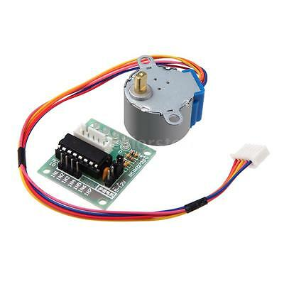5V 4-Phase Stepper Step Motor + Driver Test Board ULN2003 for Arduino CS