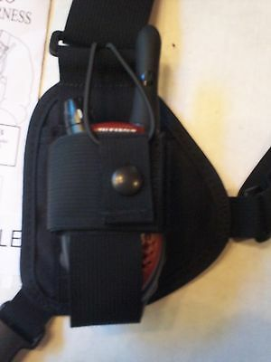 Hands Free radio Chest harness for FRS, Small,  2 way radios, RCH #103