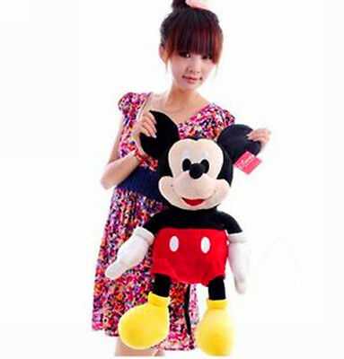 72Cm Large Size Cute Disney Mickey Mouse Plush Doll Kids Baby Soft Toy Stuffed