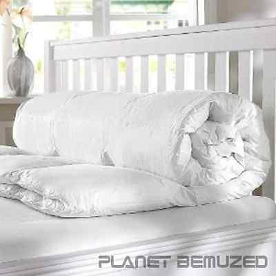 Luxurious White Goose 85% Feather & 15% Down Duvet Quilt - Early's Of Witney