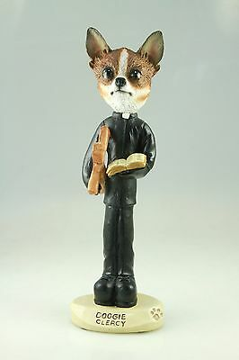 Clergy Chihuahua Brindle Interchangable Body See Breeds & Bodies @ Ebay Store