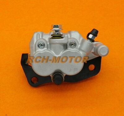 New Front Left Brake Caliper For Suzuki Burgman 400 An400 2007-2016 With Pads