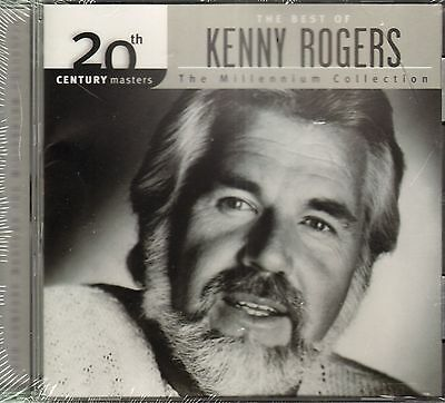 KENNY ROGERS - Millennium Collection - New Sealed Hip-O/BMG Direct CD Album