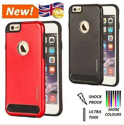 Ultra Thin Durable Back Case Cover Shock Proof For Apple Iphone