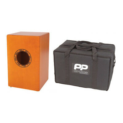 Performance Percussion - PP 142 Cajon - with Carrying Bag [] Performance Percuss