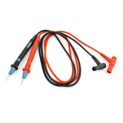 KS SS Pair 1000V 20A Multimeter Test Lead Probe Replacement 1M 3.3Ft Long