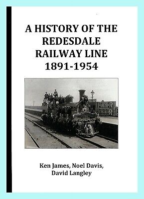 A History of the Redesdale Railway Line - 1891-1954