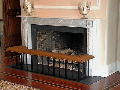 Club Fender Fireplace Bench: Signature Full mode includes Custom Sizing.