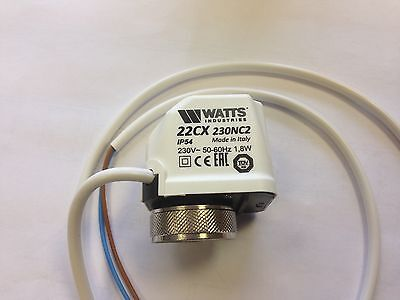 Actuator Underfloor Heating Actuator Water Underfloor Heating 2 Wire 240V