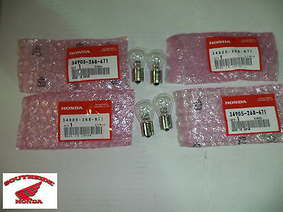 Genuine Honda Turn Signal Bulbs 12V 23W Stanley (Set Of 4)