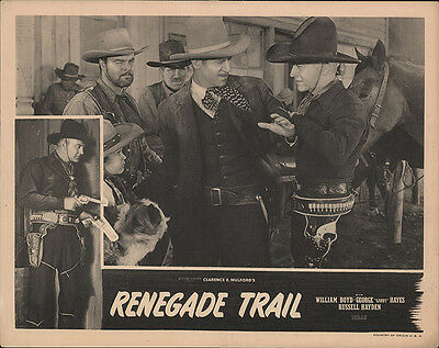 Renegade Trail 1939 Original Movie Poster Music Western