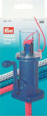 Knitting Mill semi automatic for use with fine smooth yarns  - Prym 624145