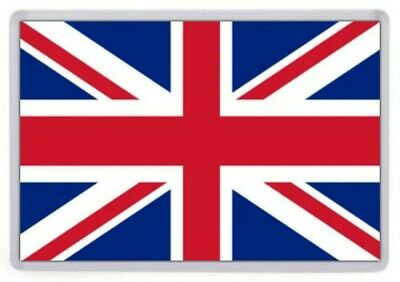 Union Jack Flag Fridge Magnet. NEW. England