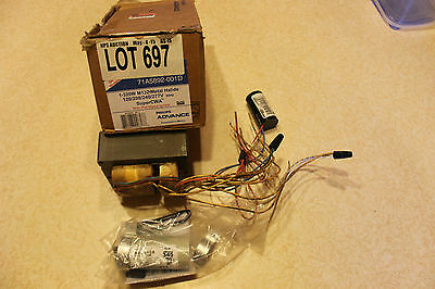 Philips Advance Core & Coil Ballast Kit 71A5892-001D With Pre-Wired Ignitor