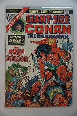 Giant-Sized CONAN The Barbarian #1 (1974) Marvel 1st Appearance Belit