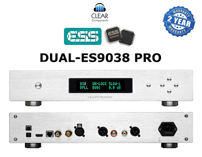 Lks Mh-Da004 Dsd 512 - Dac Digital Analog Conv-Usb Upgrade Da Wandler Highend-Sl