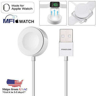 (2m) Magnetic Charger Charging Cable for iWatch 38mm/42mm Apple Watch Series 1/2