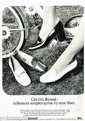 Breweriana, Beer Publicité Advertising 1972 Les Chaussures Escarpins Bata Other Breweriana