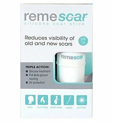 Remescar Stick SPF15 Reduces Visibility of Old & New Scars 5.4g
