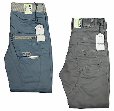 New Boys Cheap Jeans Branded Eto In Grey And Light Blue Colours Sale Price