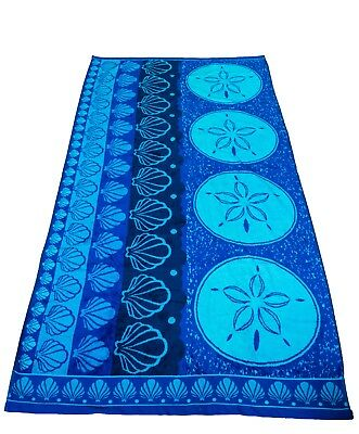 Jumbo Extra Large Beach Towel - 100% Cotton Multiple Designs Bath Sheet Holiday