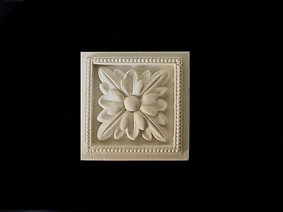 Silicone Rubber Mould Square Petal Mouldings Diy Furniture Fire Place Create