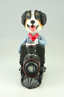 Train Bernese Mtn Dog See Interchangable Bodies & Breeds @ Ebay Store