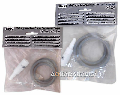 TETRATEC EX 600+,700,800 Plus 1200 SEAL RING AQUARIUM EXTERNAL FILTER FISH TANK