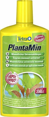 Tetra Plantamin 100, 250,500ml,1 L,5 L * Aquatic Plant Food Fertiliser